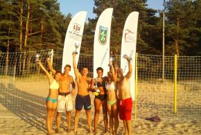 LTSA čempionāts pludmales volejbolā 5.posms