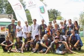 Ģimeņu sporta festivāls Neretā 19.07.2014