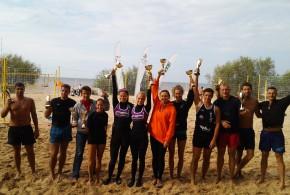 LTSA čempionāts pludmales volejbolā 6.posms